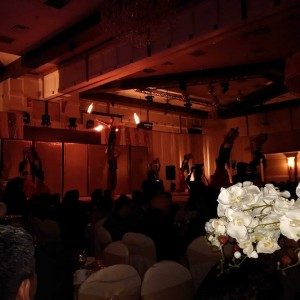 November 14 2015 The opening stage act here at the Drishti Magazine Gala awards at the Royal King Banquet Hall in Surrey tonight. Big crowd here for entertainment and recognition of community leaders.