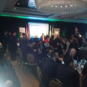 November 5 2015 Huge crowd tonight at the 2015 Surrey Business Excellence Awards. This event reflects the dynamic thriving business environment here in the city.